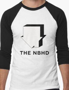 The Neighbourhood 2016 Band Tee Wiped Out! Men's Baseball ¾ T-Shirt