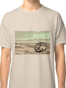 Day At the beach Classic T-Shirt