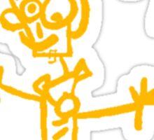 Doodle Jack - Borderlands Sticker