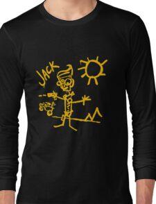 Doodle Jack - Borderlands Long Sleeve T-Shirt