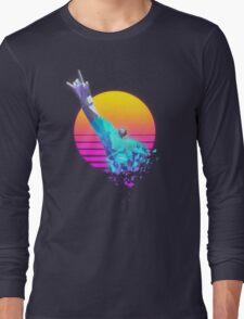 FRAGMENTAL LOGO BY RUFFIAN GAMES Long Sleeve T-Shirt