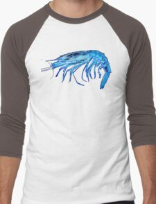 X-ray shrimp 2.0 PNG Men's Baseball ¾ T-Shirt