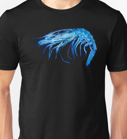 X-ray shrimp 2.0 PNG Unisex T-Shirt