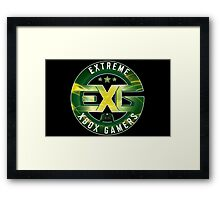 Extreme Xbox Gamers Framed Print