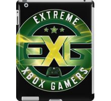 Extreme Xbox Gamers iPad Case/Skin
