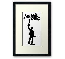 Old Man Ash III Framed Print