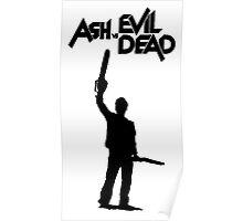 Old Man Ash III Poster