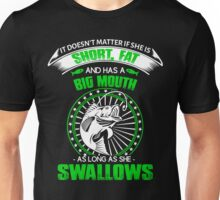 Funny fishing Unisex T-Shirt