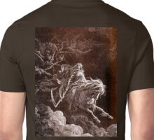 DEATH, Death on the Pale Horse, Gustave Doré, (1865), Revelations, Seven Seals Unisex T-Shirt