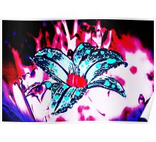 Lilly Surreal Poster