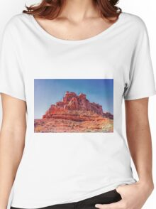 Chateau De Arches Women's Relaxed Fit T-Shirt