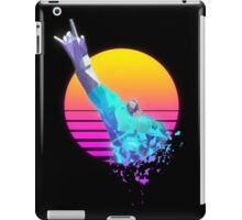 FRAGMENTAL LOGO BY RUFFIAN GAMES iPad Case/Skin