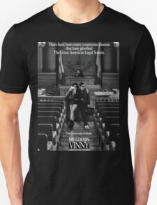 My cousin Vinny movie poster T-Shirt