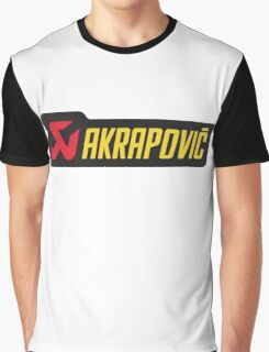 Akrapovic Graphic T-Shirt