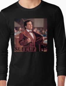 My cousin Vinny - SUIT UP Long Sleeve T-Shirt