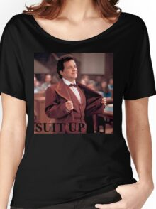 My cousin Vinny - SUIT UP Women's Relaxed Fit T-Shirt