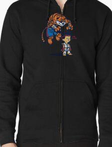 Calvin & Hobbes Zipped Hoodie