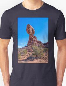 Amazing Balanced Rock Unisex T-Shirt