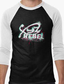 Yu-Gi-Oh! Arc-V: XYZ Rebel Men's Baseball ¾ T-Shirt