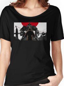 Wolfenstein - Japan Women's Relaxed Fit T-Shirt