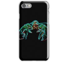 X-ray lobster PNG iPhone Case/Skin