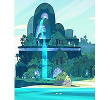 Steven Universe landscape Photographic Print