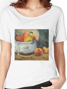 Paul Gauguin - Still Life with Peaches  1889 Women's Relaxed Fit T-Shirt