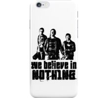 Nihilists iPhone Case/Skin