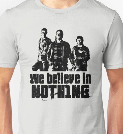 Nihilists Unisex T-Shirt