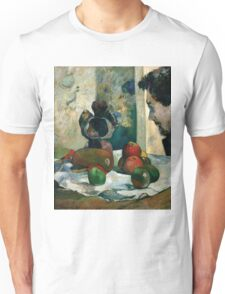 Paul Gauguin - Still Life with Profile of Laval Unisex T-Shirt