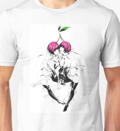 Cherry girls Unisex T-Shirt