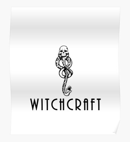hp witchcraft Poster