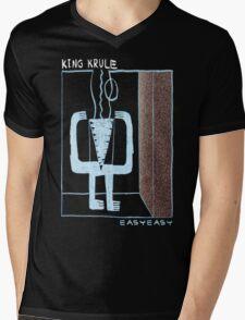 King Krule Easy Easy Mens V-Neck T-Shirt