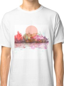 An Unusual Sunset Classic T-Shirt