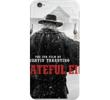 hateful eight iPhone Case/Skin
