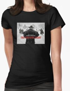 hateful eight Womens Fitted T-Shirt