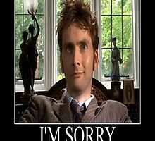 Doctor Who Awesome David Tennent by ravenandkuba