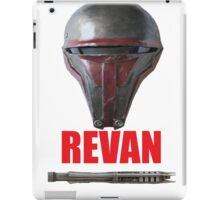 REVAN iPad Case/Skin