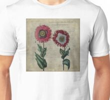 Vintage Poppies  Unisex T-Shirt