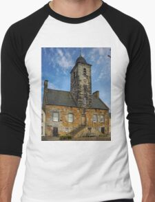Culross Town House Men's Baseball ¾ T-Shirt