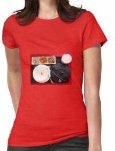 Teatime Womens Fitted T-Shirt