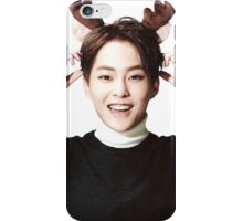 xiumin sfy iPhone Case/Skin