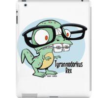 Tyrannodorkus Rex iPad Case/Skin