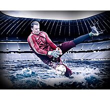 Manuel Neuer Photographic Print