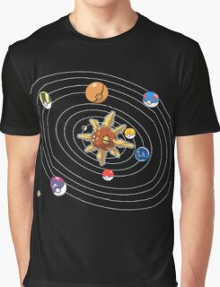Poke System Graphic T-Shirt