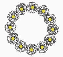 Gänseblümchen - Ring of Daisies Kids Tee