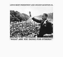 Martin Luther King, Jr. Picture and Quote Unisex T-Shirt
