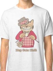 Hep Cats Knit Classic T-Shirt