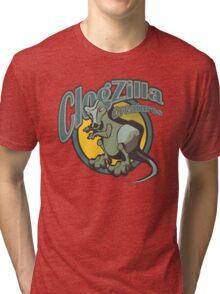 ClogZilla Creatures #3 Tri-blend T-Shirt