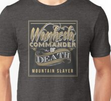 The 100 - Wanheda (Commander of Death) Unisex T-Shirt